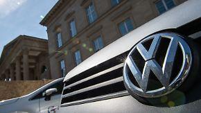 Bis zu 10.000 Euro für alte Diesel: VW lockt Kunden mit Umweltprämie