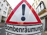 Rund 7000 Menschen betroffen: Bombenentschärfung in Düsseldorf läuft an