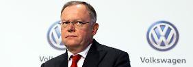 Niedersächsische VW-Anteile: CDU will Volkswagen-Kontrolle umbauen