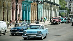 Nostalgischer Tourismusmagnet: Das Ende der Oldtimer auf Kuba ist nah