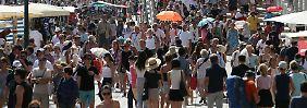 Millionen Touristen wollen in jedem Jahr Venedig sehen.