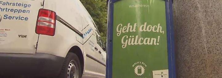 Rassistische Mülleimer in Duisburg?: Plakatkampagne verärgert türkische Medien