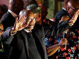 Unbeliebter Staatschef bleibt: Zuma übersteht neuntes Misstrauensvotum