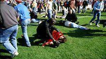 96 Tote bei Fußball-Katastrophe: Polizisten von Hillsborough vor Gericht