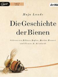 """""""Die Geschichte der Bienen"""" ist im Hörverlag erschienen und kostet 19,99 Euro."""