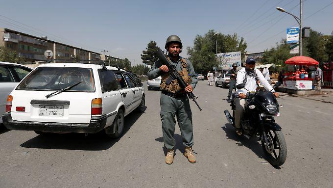 In Afghanistan sind in diesem Jahr besonders viele Anschläge verübt worden.