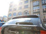 Präzedenzfall im Diesel-Skandal: Umwelthilfe will Millionenstrafe für Porsche