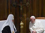 Vatikan plant Russlandreise: Papst steht vor historischem Besuch