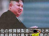 Der Tag: Tokio warnt Pjöngjang vor weiteren Provokationen