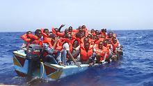 Grausame Tat vor Jemens Küste: Schlepper ertränken Flüchtlinge auf See