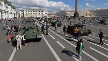 Ministerium warnt vor Reisen: Deutsche Polizisten in Russland verhört