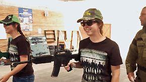 Israelischer Urlaubsspaß: Elitesoldaten bieten Armeetraining für Touristen an