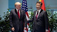 Mäßigung im Nordkorea-Konflikt: Xi mahnt Trump am Telefon