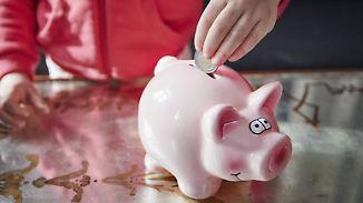 Obolus für Kinder ab sechs Jahren: So viel Taschengeld empfehlen Experten