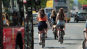 Kampf um Berlins Straßen: Geplantes Radgesetz bringt Autofahrer auf die Barrikaden