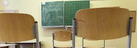 Baustelle Bildungspolitik: CDU und SPD kämpfen mit enttäuschender Bilanz