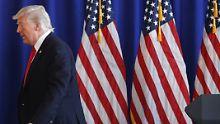 Rechtsextreme Gewalt in den USA: Kritik an Trump wächst - Weißes Haus kontert
