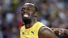 Mit Drama in die Frührente: Bolt geht mit Ali-Vergleich zum Abschied