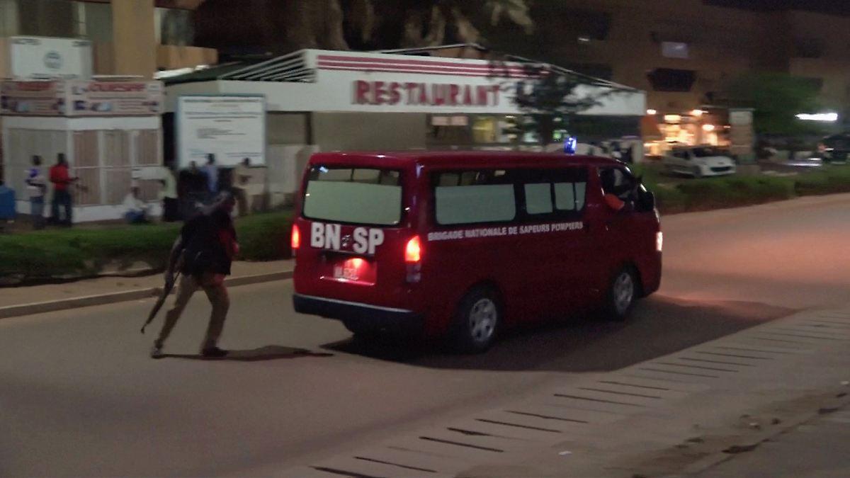 Terroranschlag erschüttert Burkina Faso