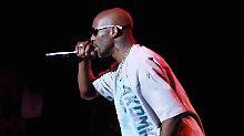 Musiker ließ Drogentests platzen: Rapper DMX muss Fußfessel tragen