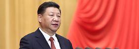 Peking folgt UN-Sanktionen: China stoppt einige Importe aus Nordkorea