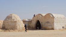 """Verfallener Drehort in Tunesien: """"Star Wars""""-Kulisse soll Touristen locken"""