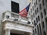 Nordkorea-Sorgen verdrängt: US-Börsen starten mit Plus in die Woche
