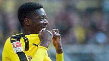 Wäre das Transferfenster bereits geschlossen, hätte der BVB keinen Ärger mehr mit Ousmane Dembélé.