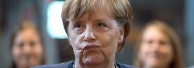 Stern-RTL-Wahltrend: Läuft für Merkel