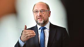 """""""Wieso Sie ...?"""" bei n-tv: Was Sie Martin Schulz schon immer fragen wollten"""