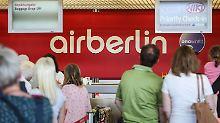 Entschädigungen bei Verspätung: Bekommen Air-Berlin-Kunden noch ihr Geld?