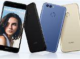 Dual-Kamera und scharfe Selfies: Huawei Nova 2 ist klein und schick