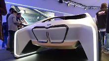 Neuer Partner in Allianz: BMW tüftelt mit Fiat an Selbstfahr-Autos
