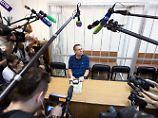 Korruptionsprozess in Moskau: Ex-Minister belastet Putin-Vertrauten