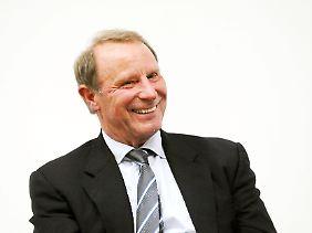 Berti Vogts traut RB Einiges zu.