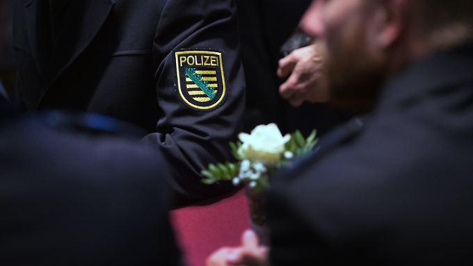 Auch gegen einige G20-Polizisten aus Sachsen liegen Vorwürfe wegen Körperverletzung im Amt vor.