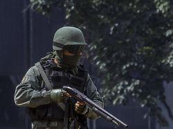 Mindestens 37 Tote: Massaker bei Gefängnisaufstand in Venezuela