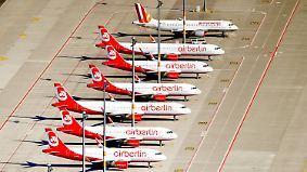 Nach Insolvenz von Air Berlin: Flughafen BER verliert Hauptkunden