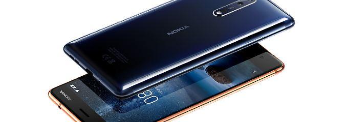 Schneller als die Konkurrenz: Nokia testet schon Android 8.1