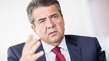 Kurs-Streit in der SPD: Gabriels Schelte ärgert Schäfer-Gümbel