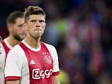 Milan und Salzburg siegen: Ajax steht vor dem Europa-League-Aus