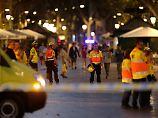Reaktionen auf Anschlag: Die Welt trauert mit Barcelona