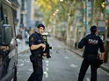 Anschlag erschüttert Barcelona: Was wir bisher wissen - und was nicht