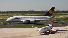 Zweifel an Air-Berlin-Übernahme: Studie sieht Lufthansa-Monopol