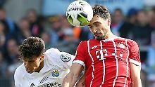 Der Sport-Tag: Hummels bekümmert Angsthasen-Fußball