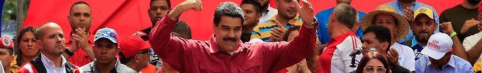 Der Tag: 20:08 Parlament in Venezuela offiziell entmachtet