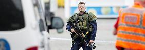 Messerattacke in Finnland: Polizei nimmt mehrere Marokkaner fest