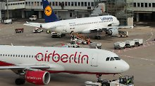 Pleitegeier kreist: Air Berlins weißer Ritter steht bereit