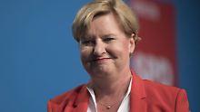 Fröhliches Winken nach Anschlag: SPD-Politikerin Eva Högl kontert Shitstorm
