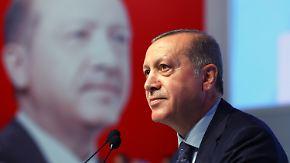 Beeinflussung der Bundestagswahl: Schulz weist Erdogans Vorwürfe zurück